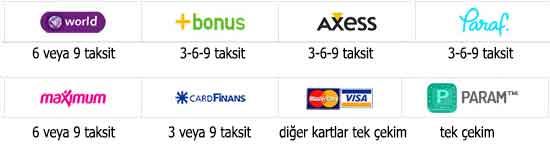 taksit seçenekleri
