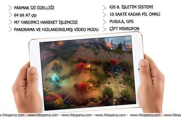 iPad mini 3 özellikler