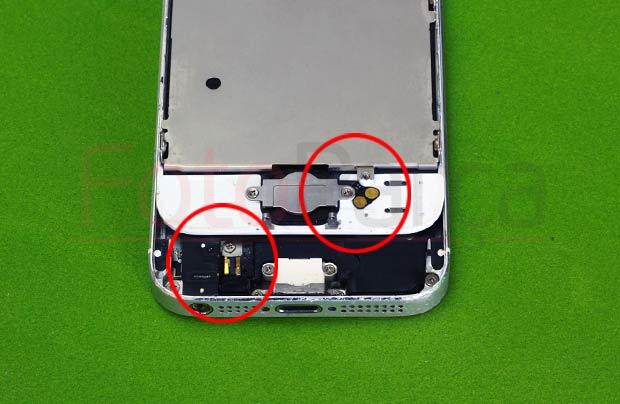 iPhone home tuşu değişimi