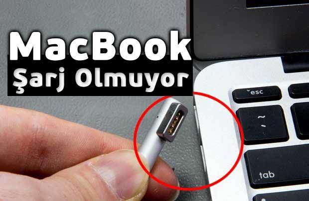 MacBook Şarj Olmuyor Sorunu ve Çözüm Yolları