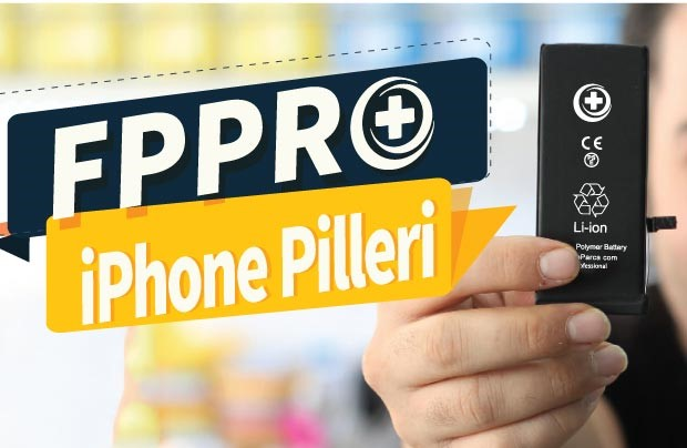 FP PRO iPhone Pilleri