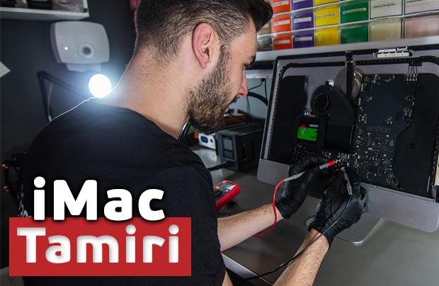 iMac Tamiri Garantili Teknik Servis Hizmeti
