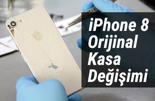 iPhone 8, 8 Plus Orijinal Kasa Değişimi ve Fiyatı