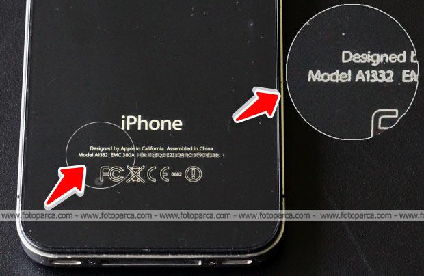 iPhone Model Öğrenme?