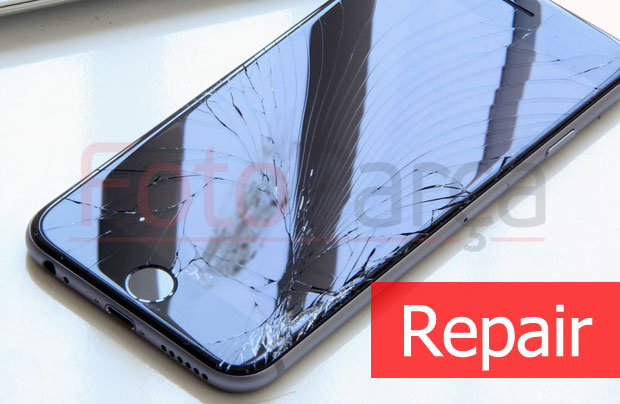 iPhone screen repair